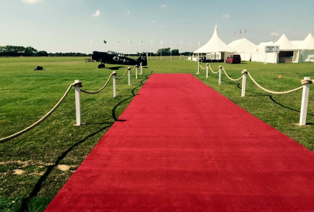 Goodwood red carpet for prince Harry 2015.jpg